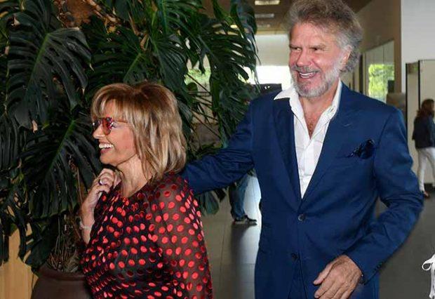 Teresa Campos y Edmundo Arrocet