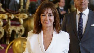 A Ana Rosa Quintana le gusta vestir a la última / Gtres