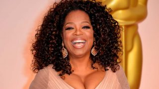 Oprah Winfrey en la gala de los Oscar 2015 / Gtres