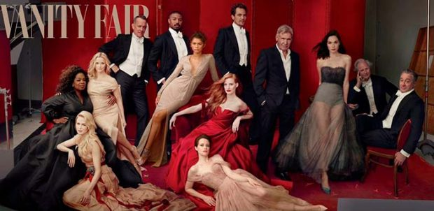 Vanity Fair Photoshop