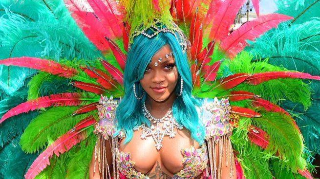 Carnaval Celebs Disfraz