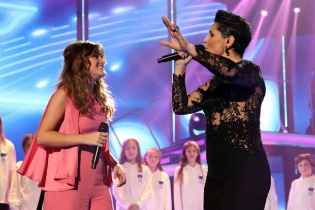 Rosa López confiesa sus favoritos para Eurovisión