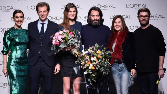 Lucía López modelo año Victoria's Secret