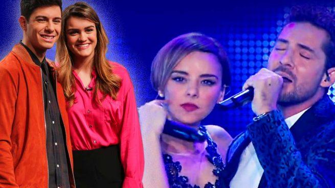 Alfred, Amaia, Bisbal, Chenoa, Eurovisión