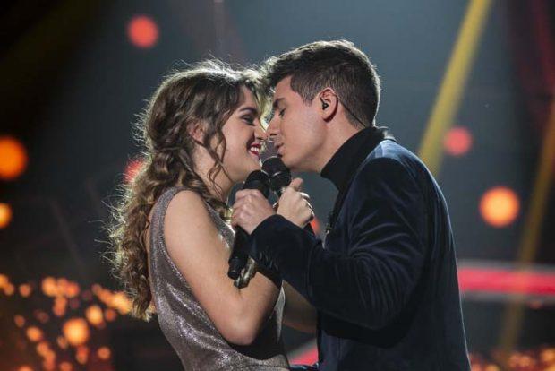 Alfred, Amaia, Eurovisión 2018