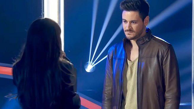 Cepeda Aitana OT Eurovisión