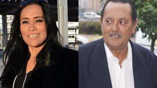 La supuesta 'novia' de Julián Muñoz ha realizado su primera aparición televisiva en 'Sálvame'/Mediaset-Gtres