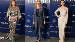GALERÍA: Los looks más destacados de los Premios Mujer Hoy / Gtres