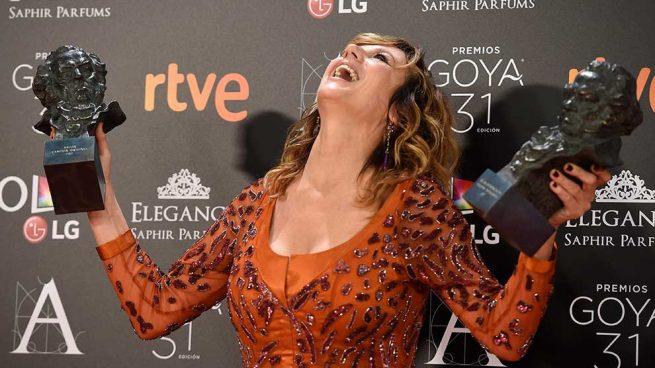 Emma Suárez Premio Goya