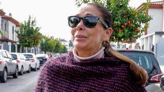 GALERÍA: Isabel Pantoja tras el nacimiento de su nieta Carlota / Gtres