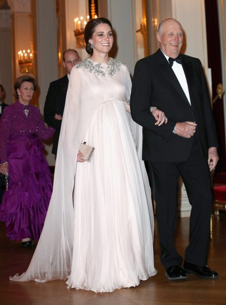 Kate Middleton en Oslo / Gtres
