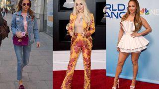Las 'celebrities' mejor y peor vestidas de la semana. ¡En un clic! / Gtres