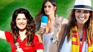 Paula Echevarría es aficionada al fútbol desde hace muchos años. / Gtres
