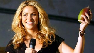 La cantante Shakira en una imagen de archivo /gtres