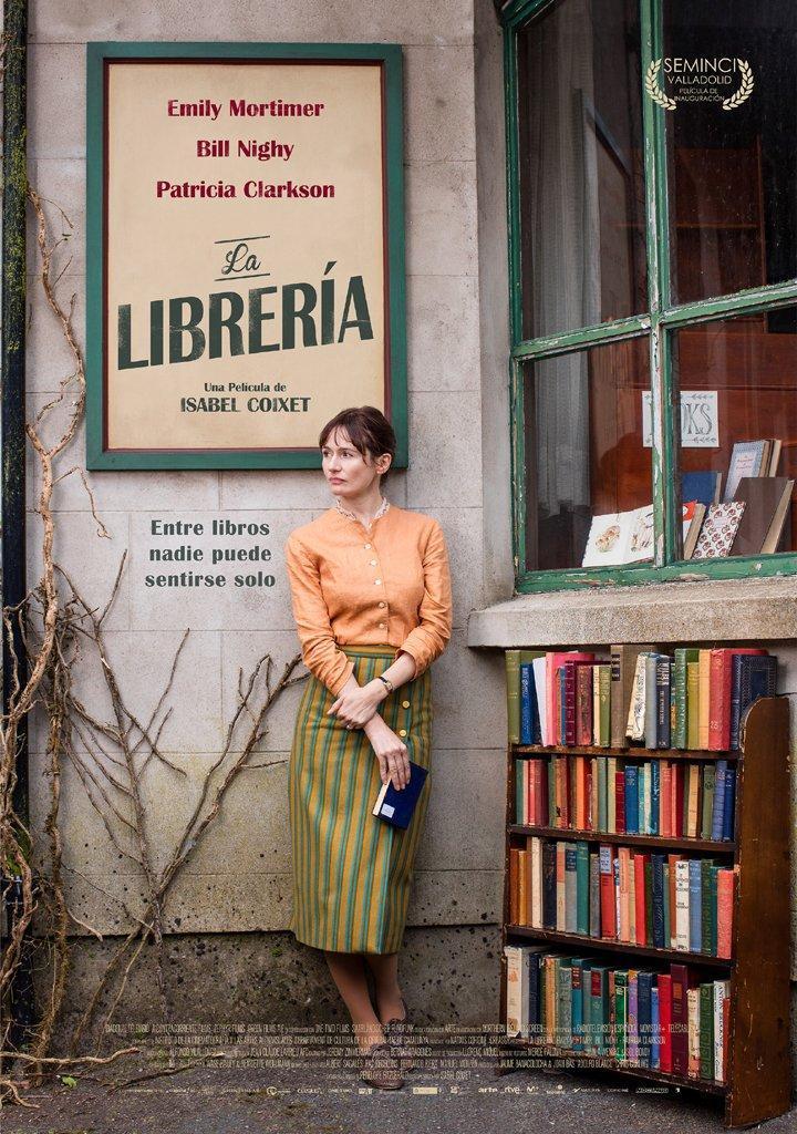 La Librería es una de las grandes favoritas de los Goya 2018