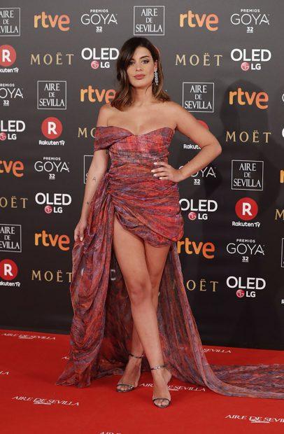 Dulceida Premios Goya
