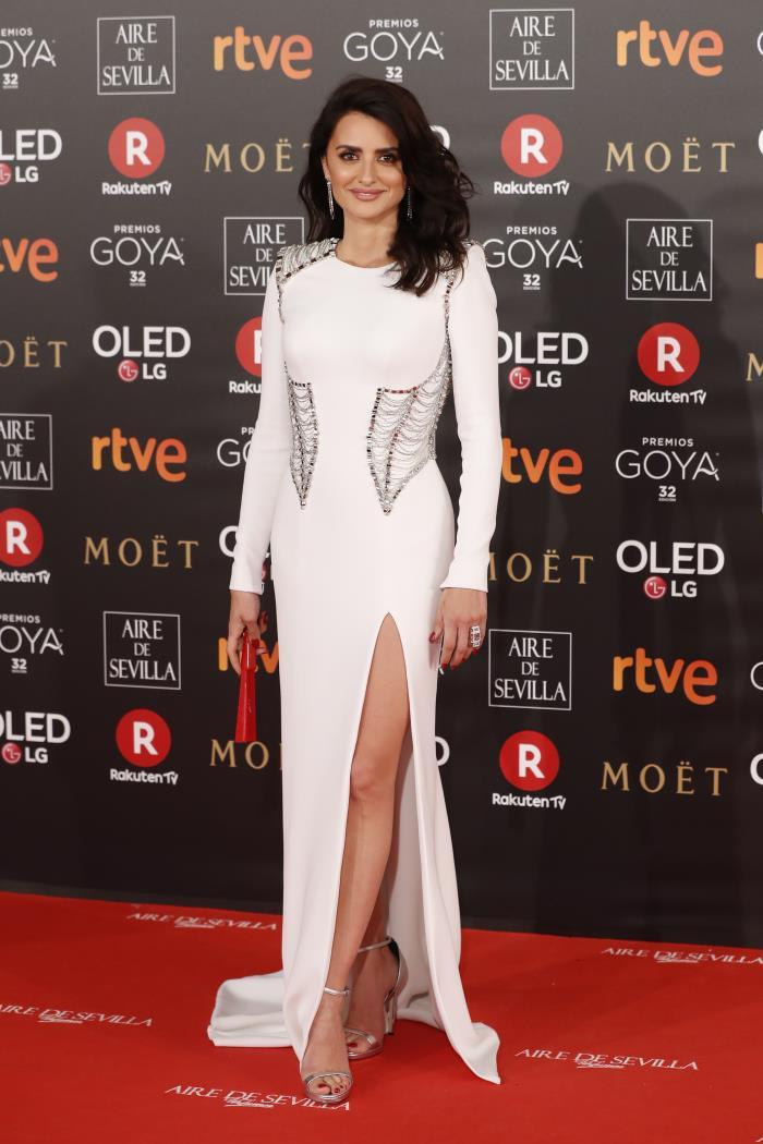 Penélope Cruz Premios Goya 2018