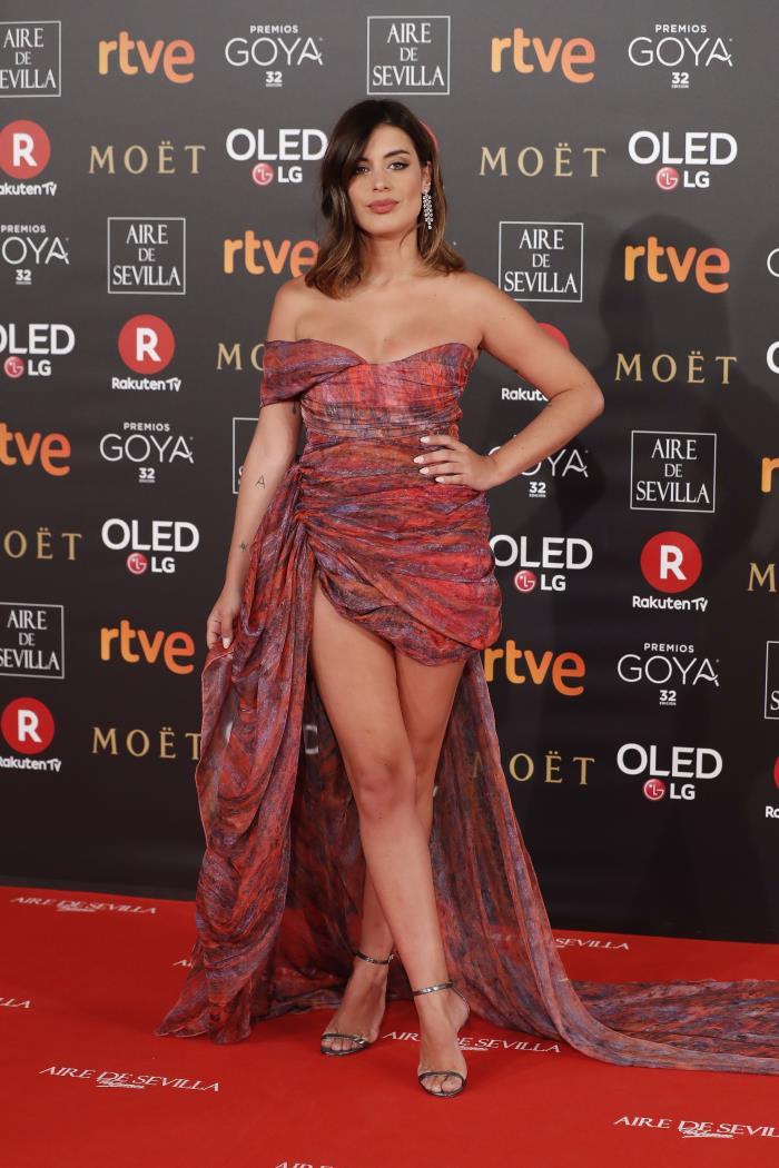 Dulceida Premios Goya 2018