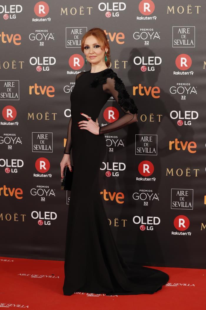 Cristina Castaño Premios Goya 2018