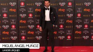 Los hombres más elegantes de los premios Goya 2018