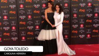 Las mejor vestidas de los premios Goya 2018