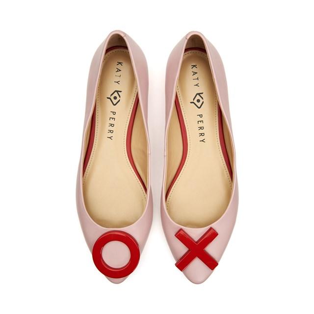 zapato Katy Perry XO de Cristina Pedroche