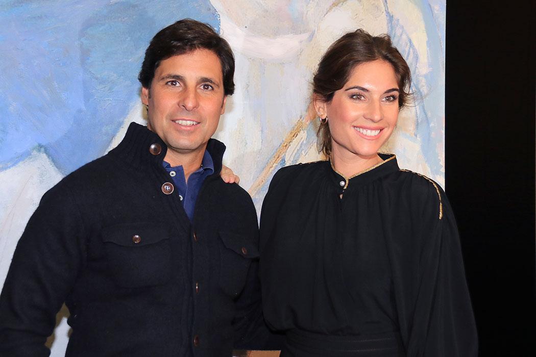 Fran Rivera y Lourdes Montes en SIMOF 2018