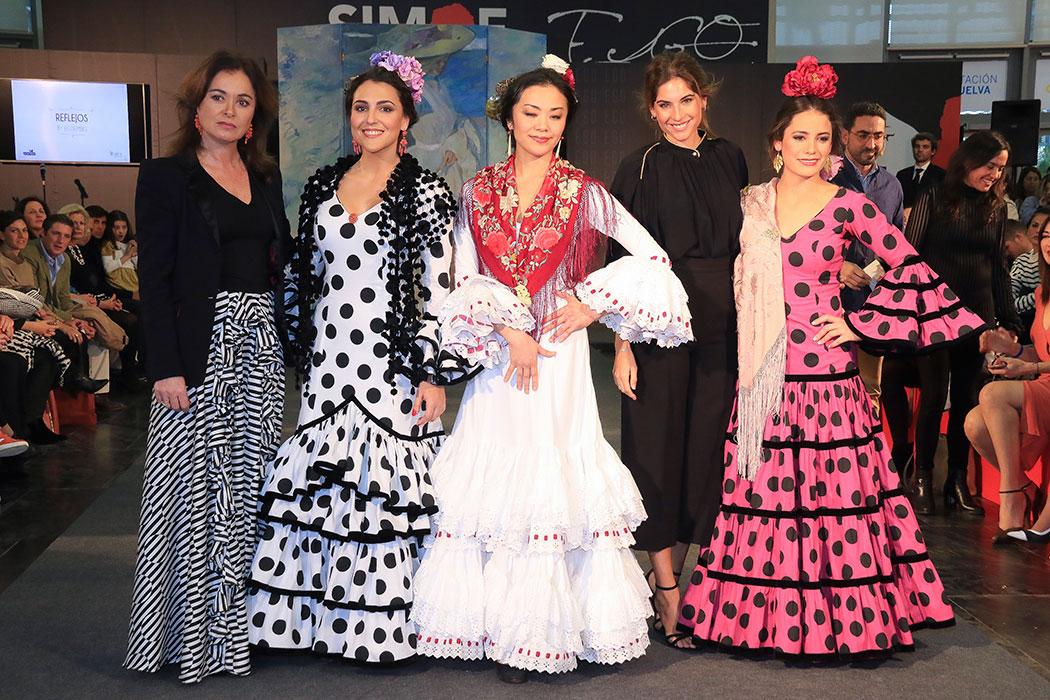 Lourdes Montes y Rocío Terry en SIMOF 2018