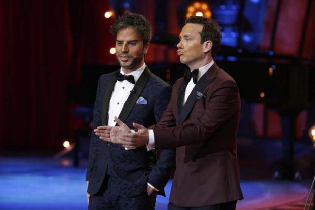 Ernesto Sevilla y Joaquín Reyes se ríen de su fracaso como presentadores de Los Goya