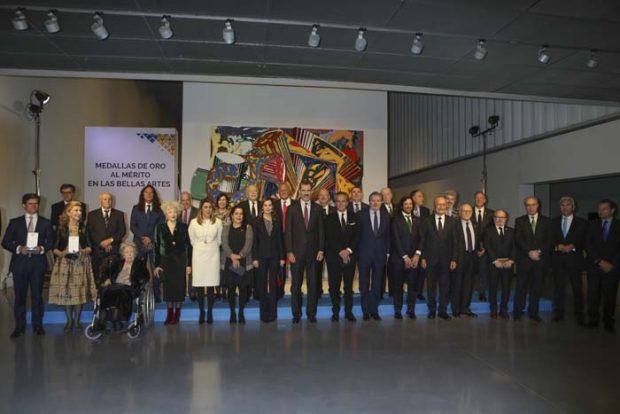Así ha sido el reencuentro de doña Letizia con Caprile
