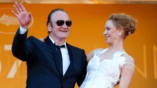 Uma Thurman y Quentin Tarantino en una imagen de archivo / Gtres