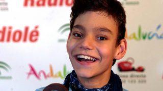 Adrián Martín, el niño que ha conquistado con su ternura / Gtres