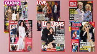 GALERÍA: Pincha para ver todas las portadas de la semana / Gtres