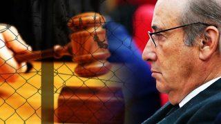 Francis Franco en un fotomontaje de LOOK