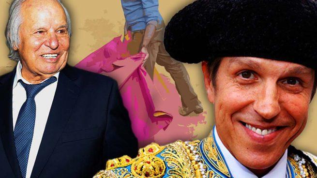 Manuel Benítez 'El Cordobés' y su hijo Manuel Díaz