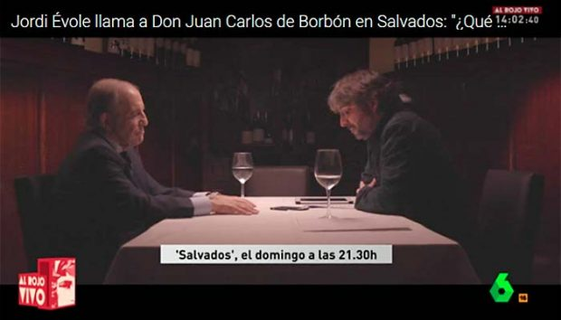 Évole rey Juan Carlos
