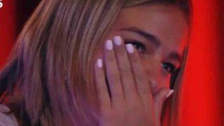 Laura Escanes se emocionó durante el programa Got Talent /Mediaset