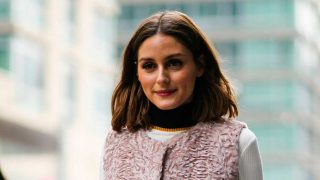 La socialité Olivia Palermo durante la New York Fashion Week. / Gtres