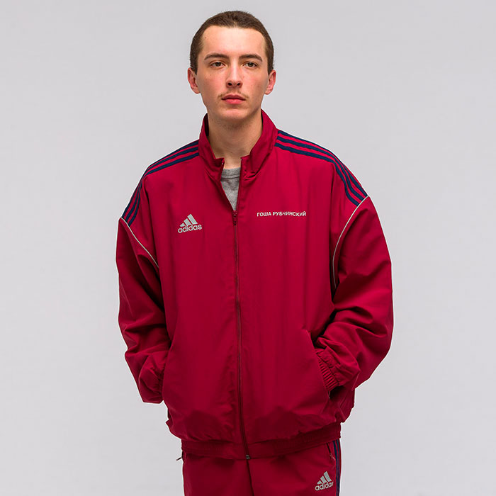 Colección Rubchinskiy para Adidas