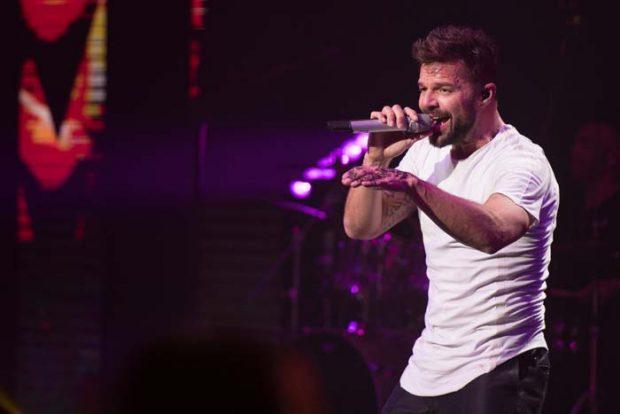 Ricky Martin Alejandro Roemmers