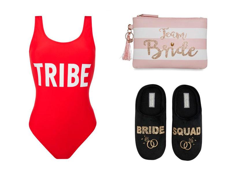 colección bride de Primark para despedidas de soltera