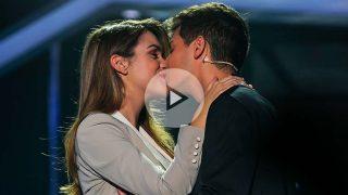 Los famosos se comen a besos en San Valentín / Gtres