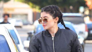 Kylie Jenner y su estilo 'sporty' / Gtres