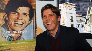 GALERÍA: Pincha para ver como fue la tarde de Manuel Díaz en el museo de su padre / Gtres