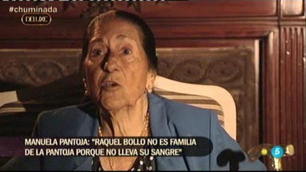 Fallece Manuela Pantoja, la madre de Chiquetete