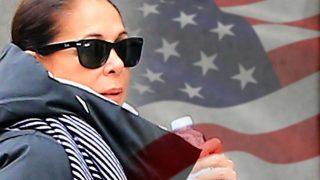 GALERÍA: Imágenes en primicia de Isabel Pantoja tras el fiasco de su visado / Gtres