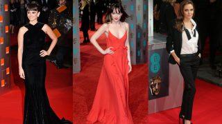 De Penélope Cruz a Angelina Jolie. Los mejores looks de los Bafta en un click / Gtres