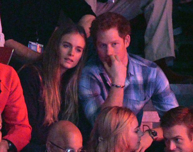 El príncipe Harry y Cressida Bonas en una imagen de archivo / Gtres