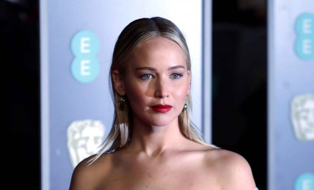Jennifer Lawrence Bafta
