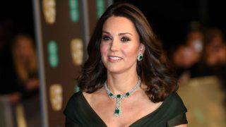 Kate Middleton a su llegada a los premios Bafta /Gtres